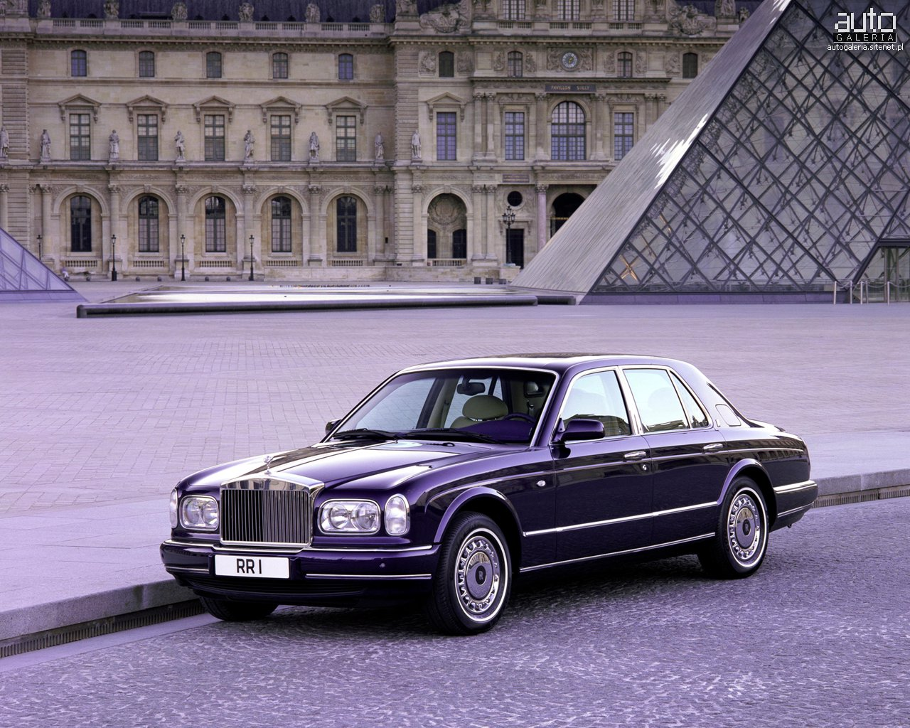 Rolls-Royce Silver Seraph photo 04