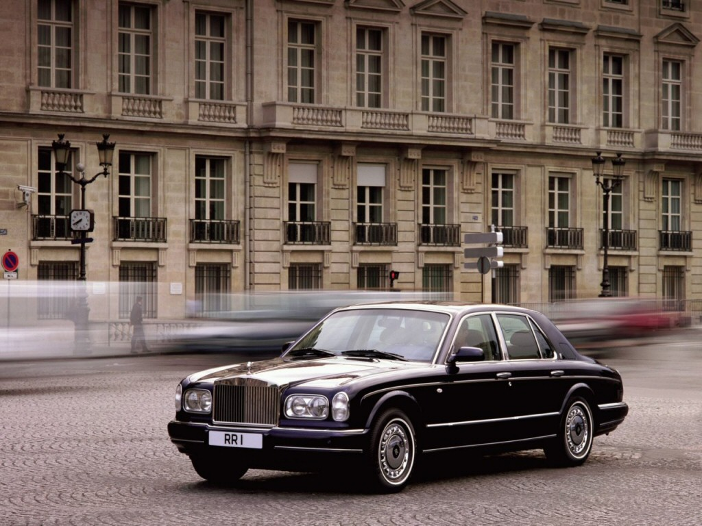 Rolls-Royce Silver Seraph photo 07