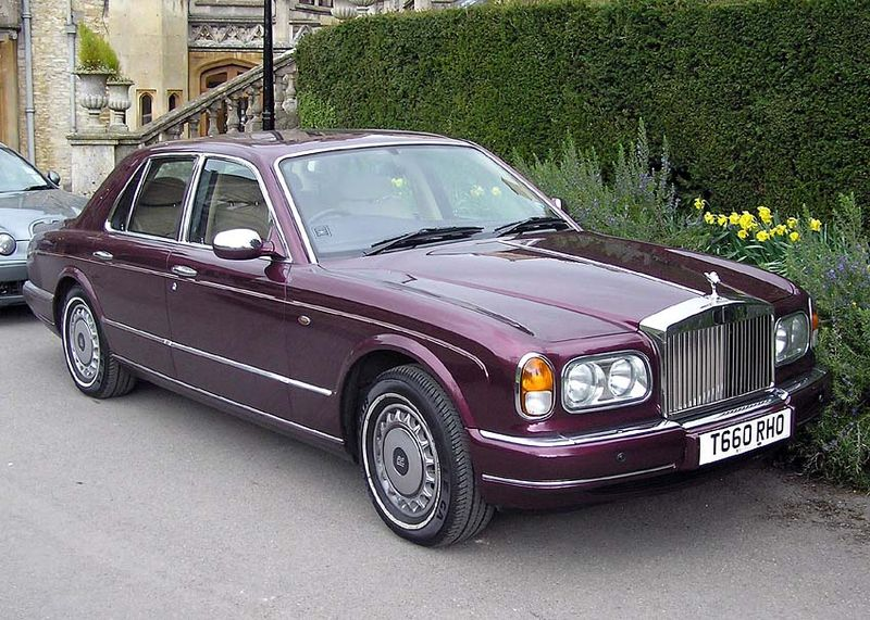 Rolls-Royce Silver Seraph photo 08