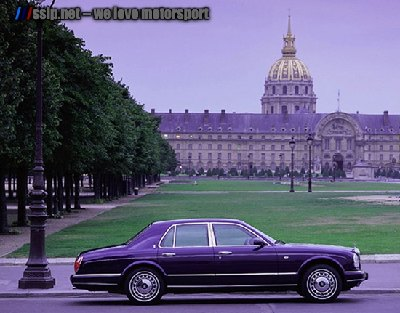 Rolls-Royce Silver Seraph photo 10