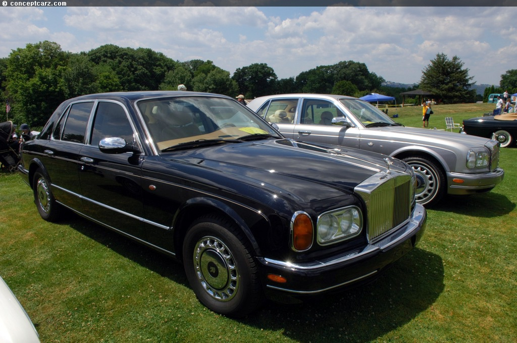 Rolls-Royce Silver Seraph photo 11