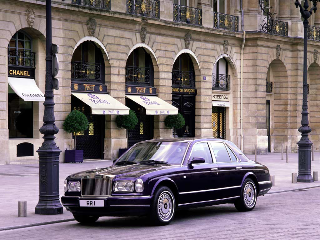 Rolls-Royce Silver Seraph photo 12