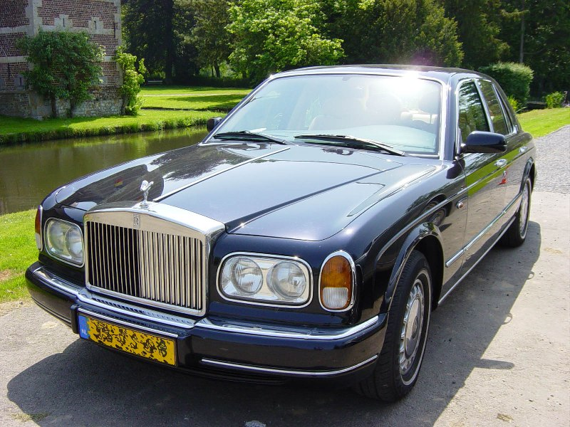 Rolls-Royce Silver Seraph photo 13