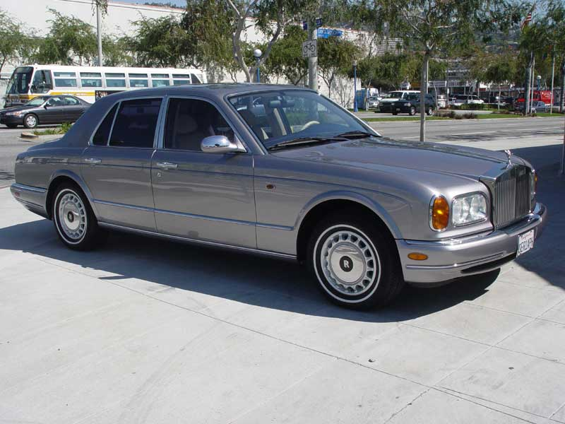 Rolls-Royce Silver Seraph photo 14