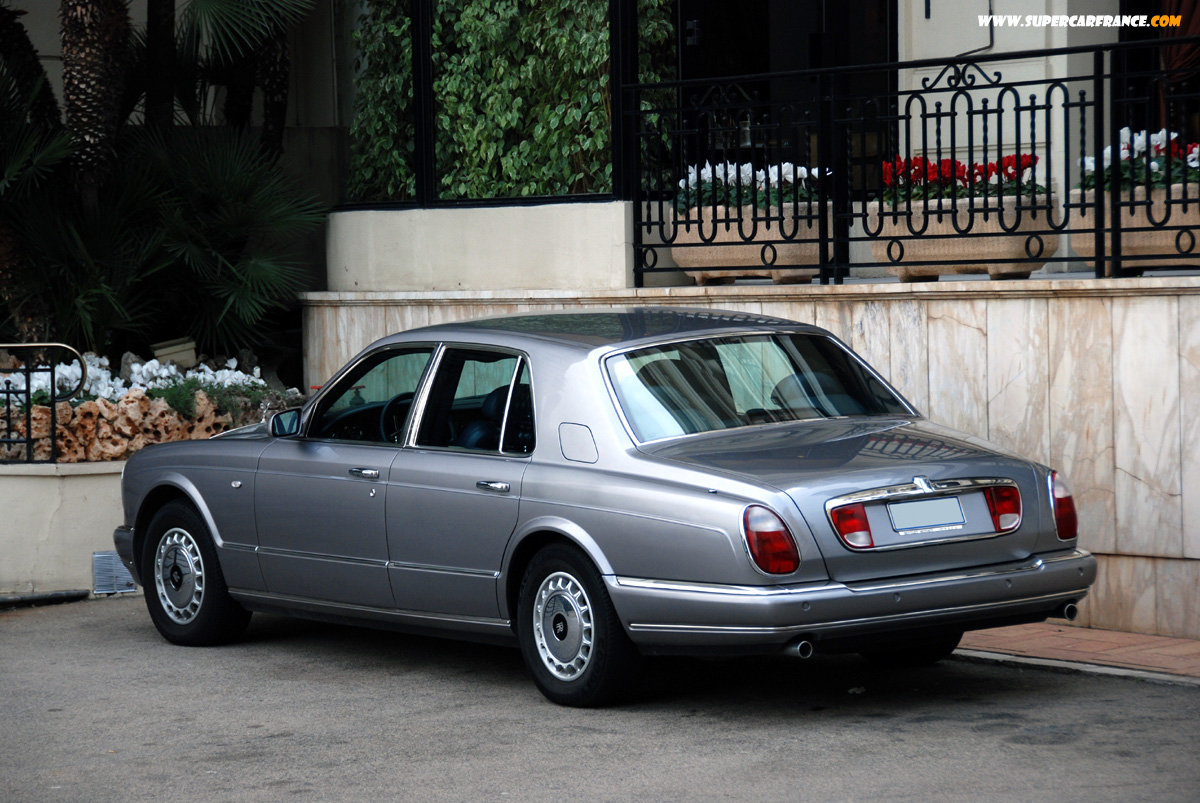 Rolls-Royce Silver Seraph photo 15