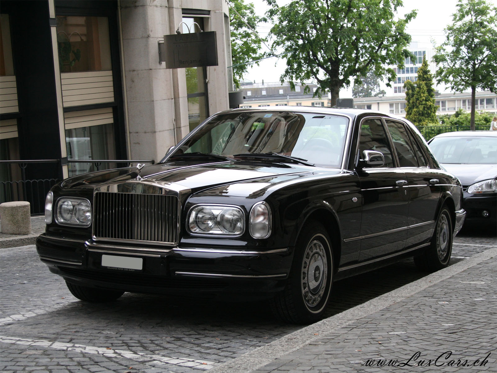 Rolls-Royce Silver Seraph photo 16