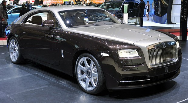 Rolls-Royce Wraith photo 04