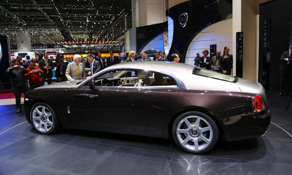 Rolls-Royce Wraith photo 06