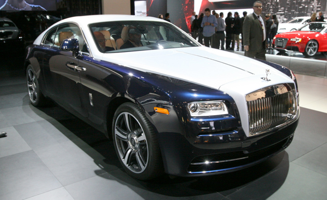 Rolls-Royce Wraith photo 08