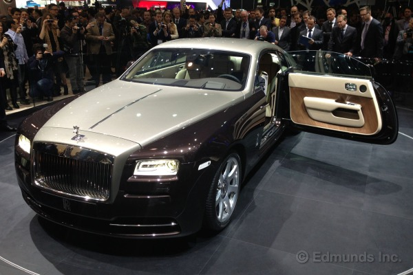 Rolls-Royce Wraith photo 11