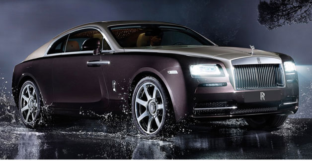 Rolls-Royce Wraith photo 13