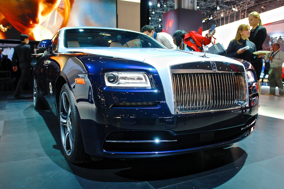 Rolls-Royce Wraith photo 16