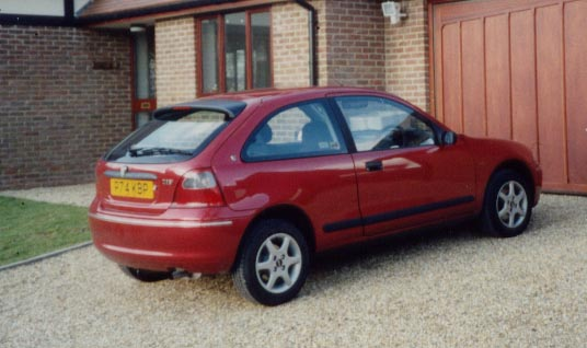 Rover 216 image #3