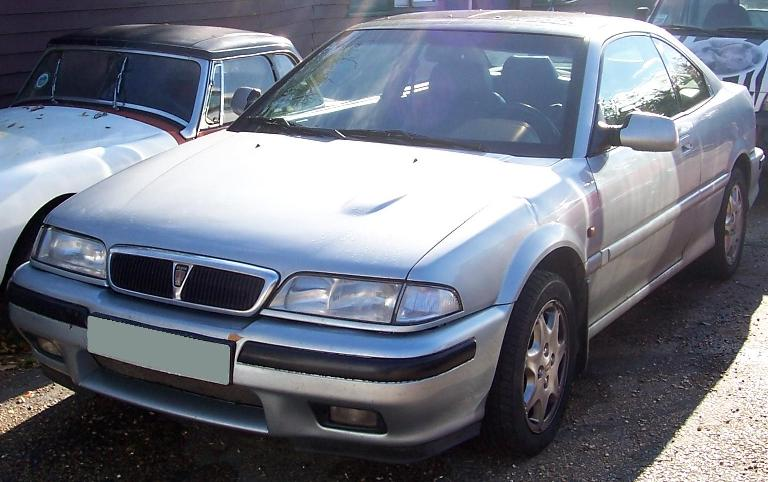 Rover 220 image #14