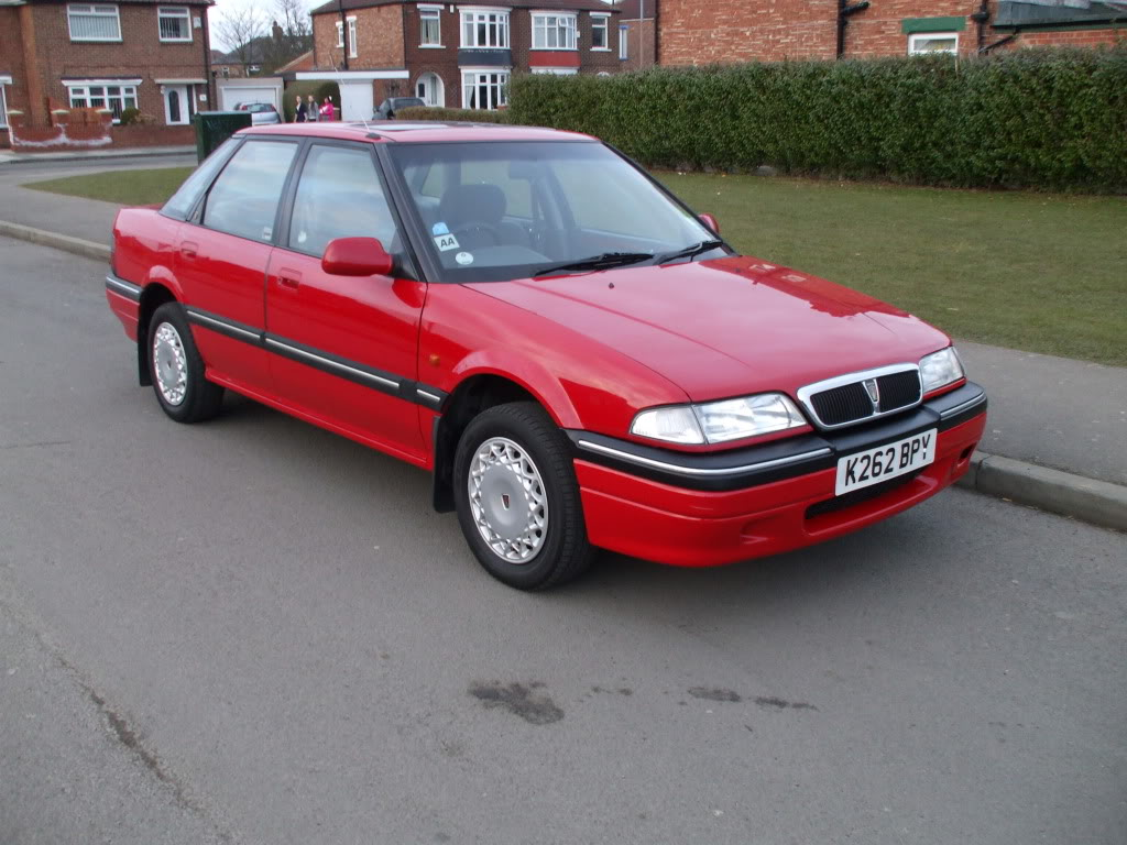 Rover 414 Image 10