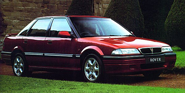 Rover 420 image #13