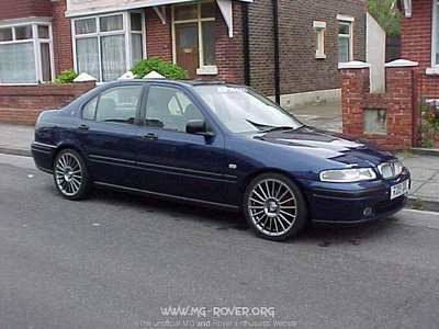 Rover 420 image #15