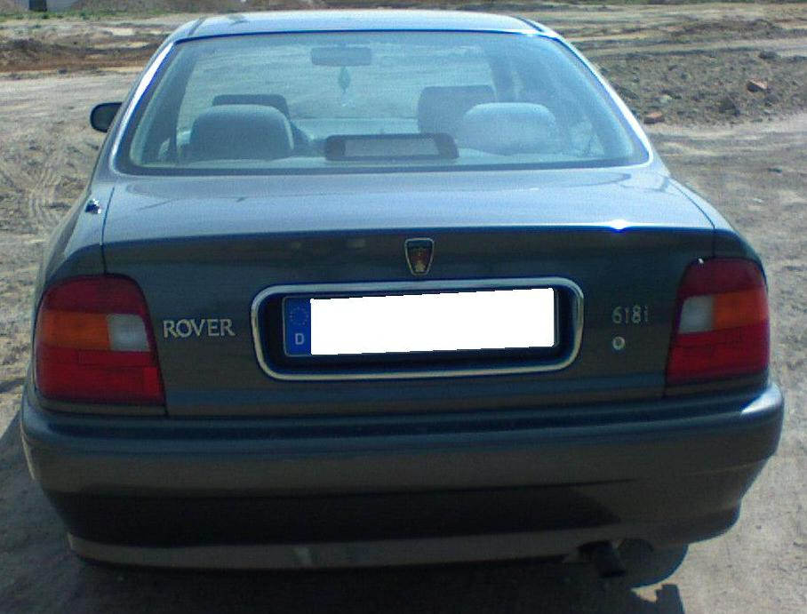 Rover 618 image #6