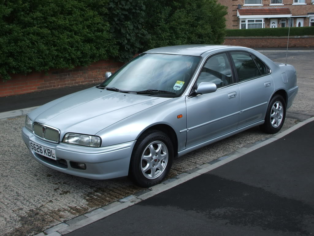 Rover 618 image #9