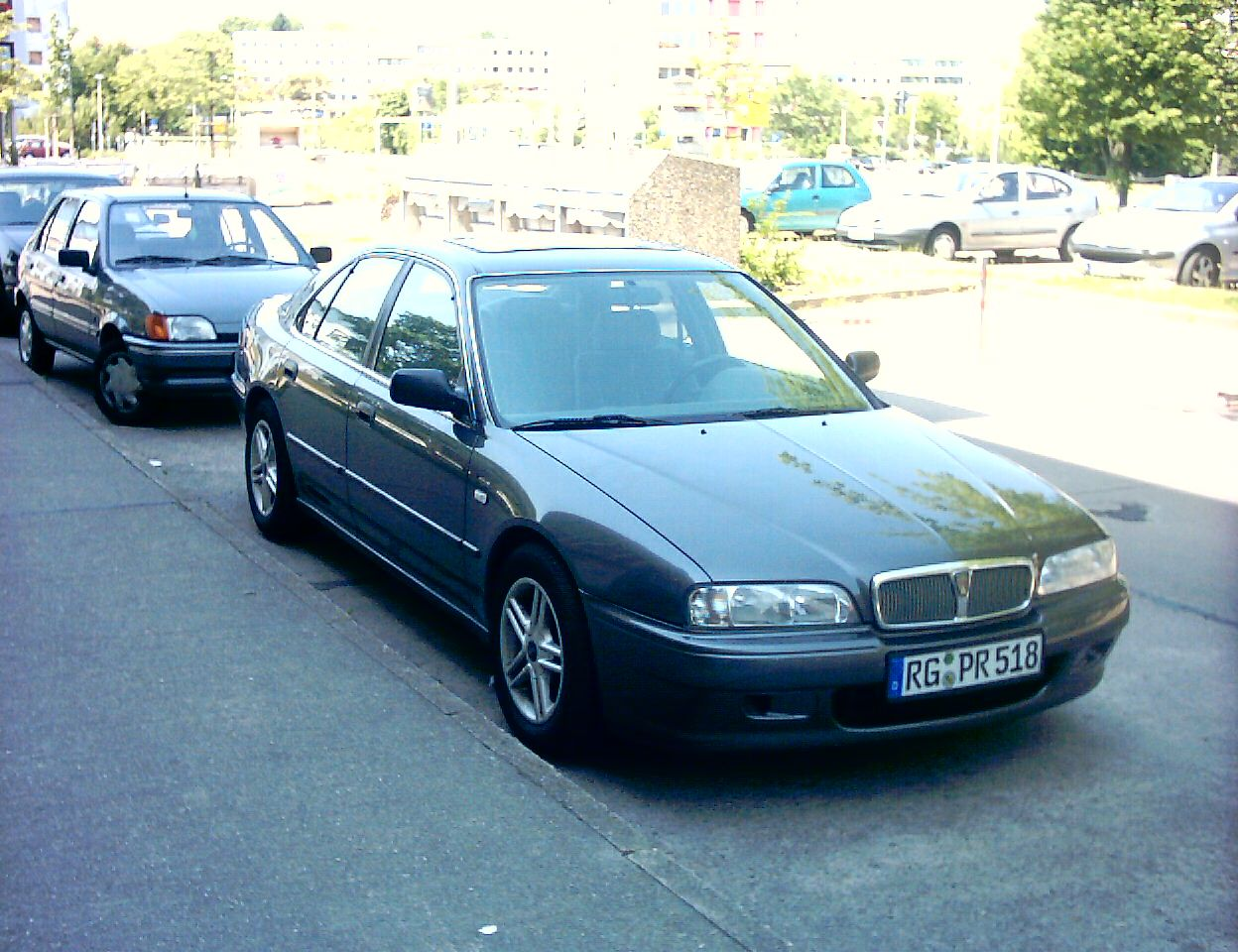 Rover 620 image #8