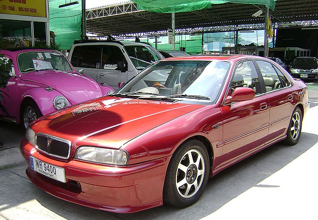Rover 623 image #1