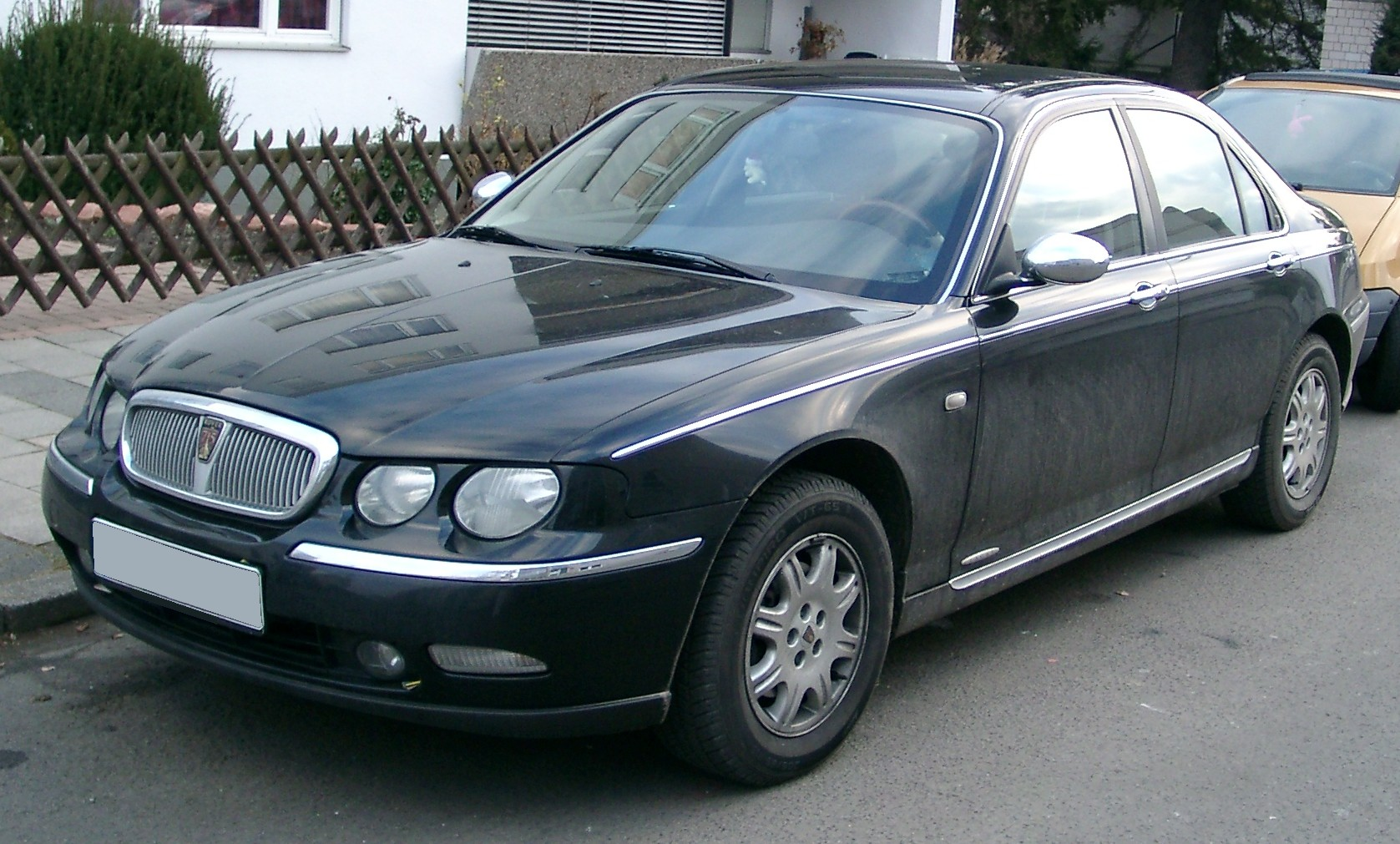 Rover 75 History Photos On Better Parts Ltd