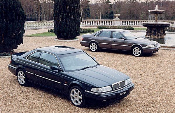 Rover 800 image #5