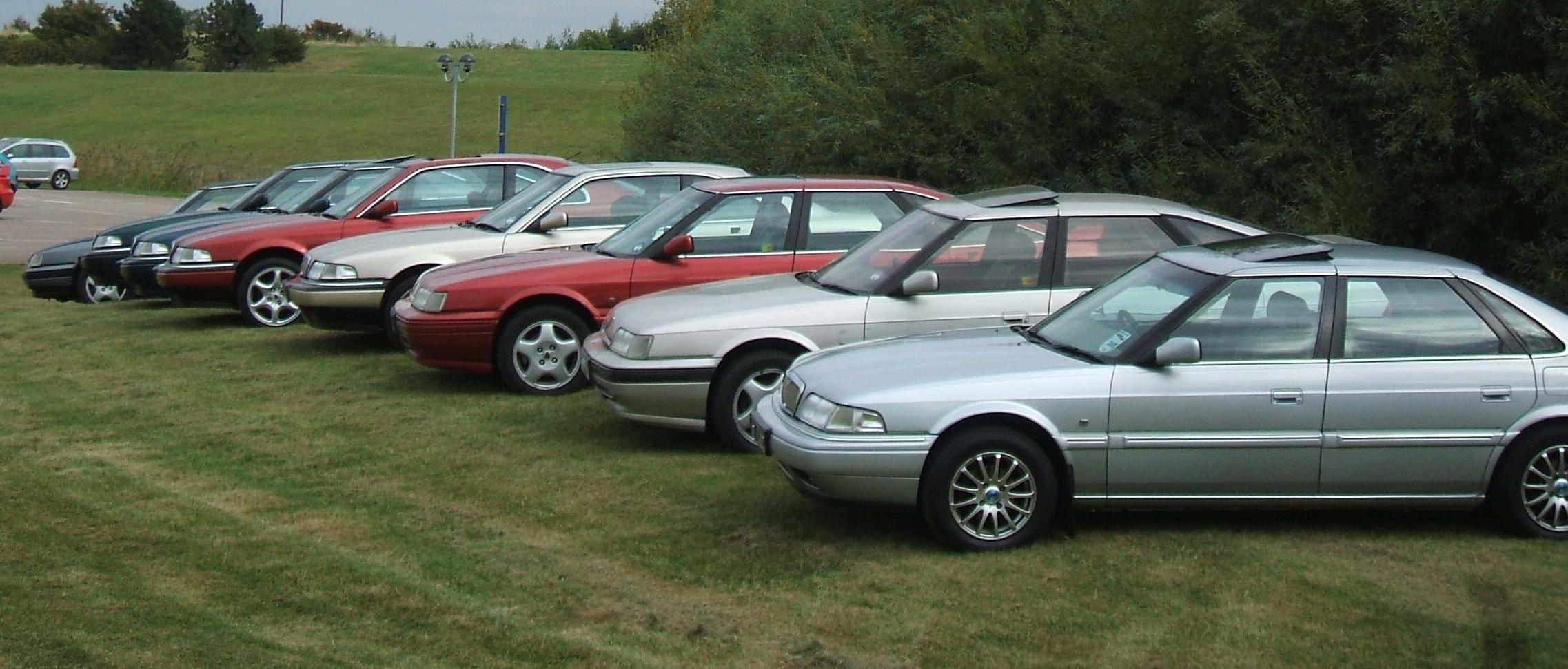 Rover 800 image #7