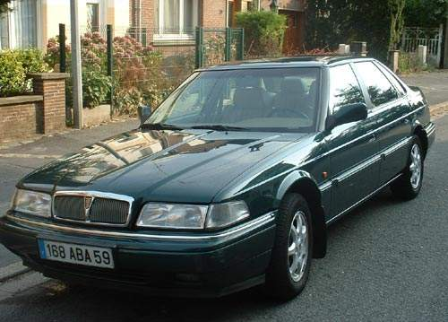 Rover 825 image #3