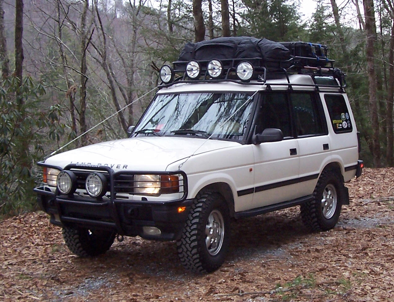 Rover Discovery image #7