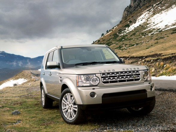 Rover Discovery image #11