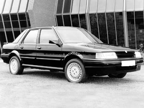 Rover Montego photo 04
