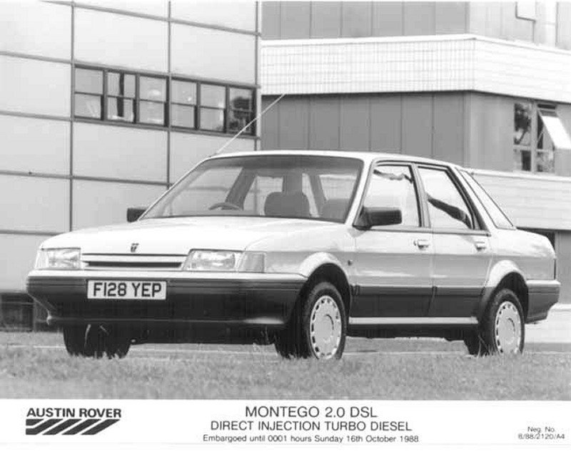 Rover Montego photo 08