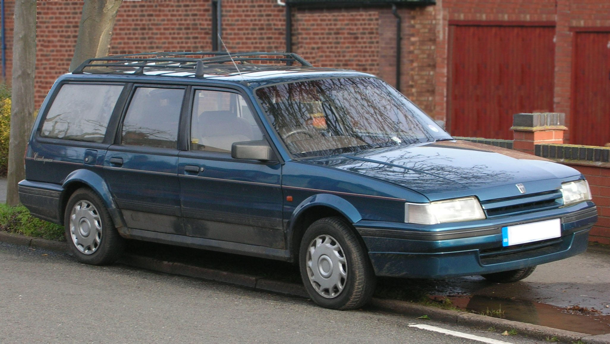 Rover Montego photo 11