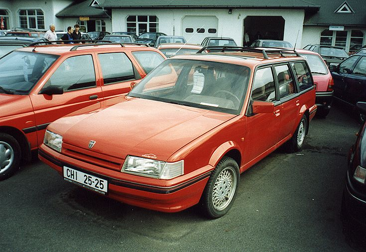 Rover Montego photo 13