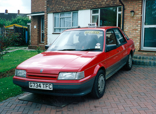 Rover Montego photo 15