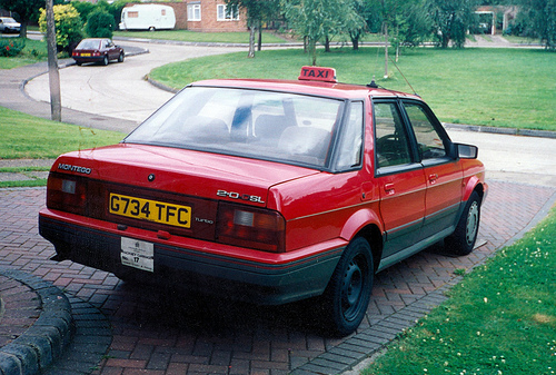 Rover Montego photo 16