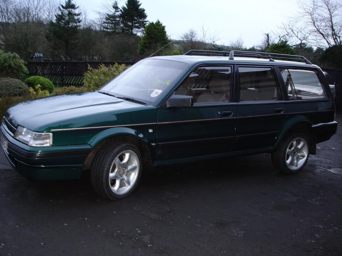 Rover Montego photo 17
