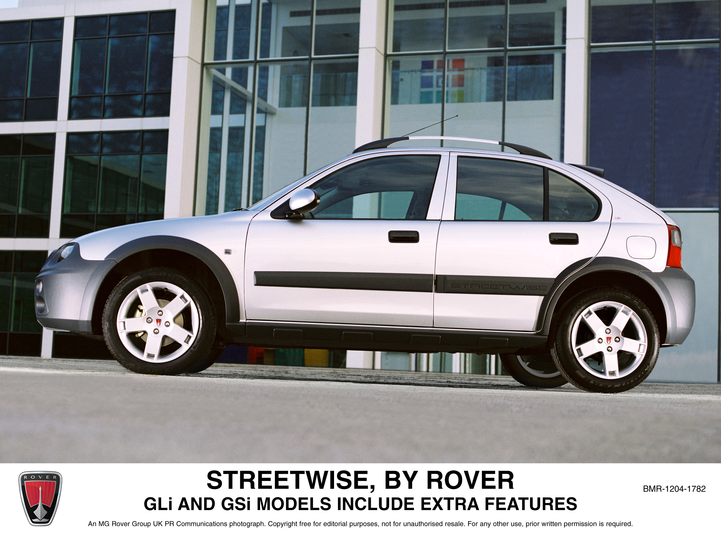 Rover Streetwise photo 06