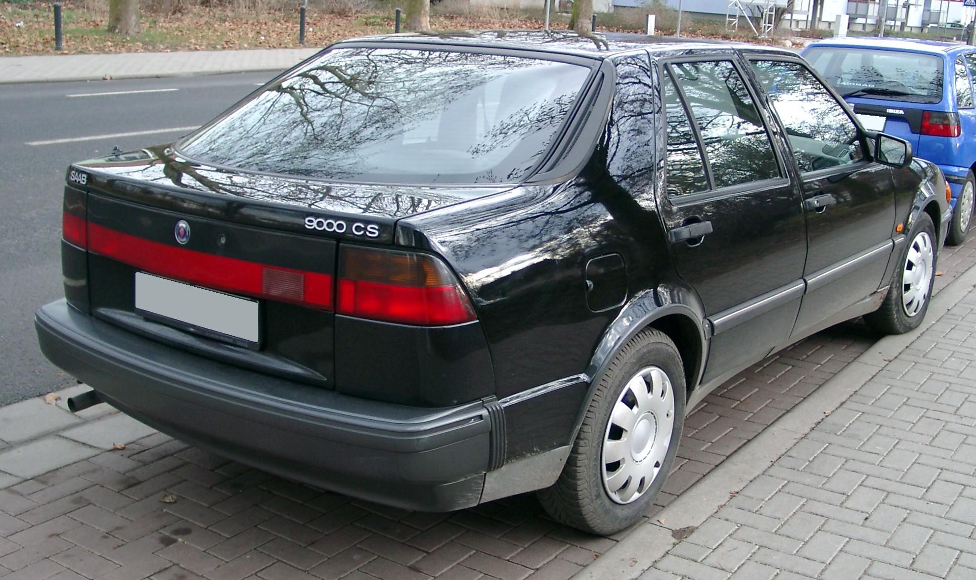 Saab 9000 Review