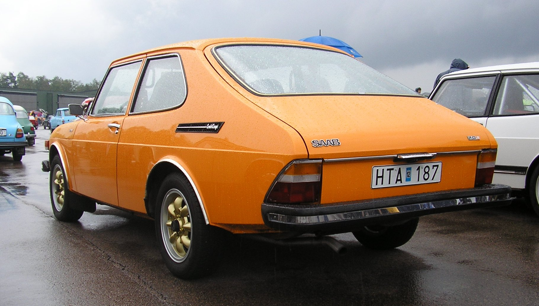 Saab 99 History Photos On Better Parts Ltd