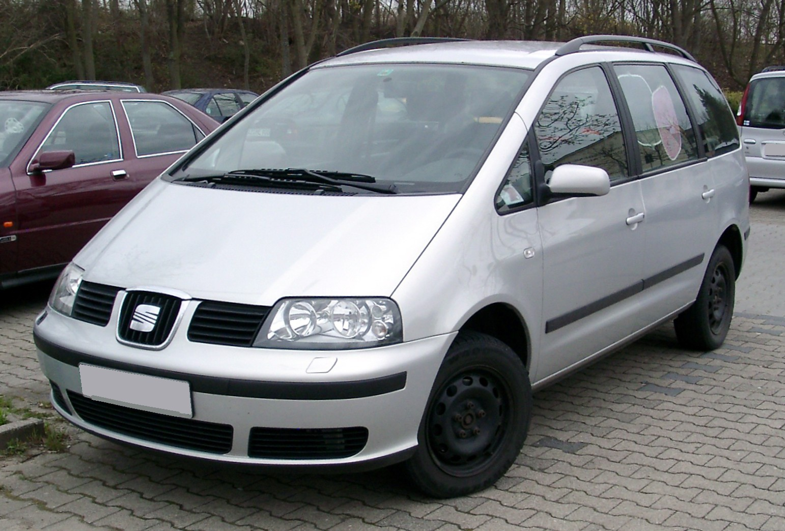 Seat Alhambra History Photos On Better Parts Ltd