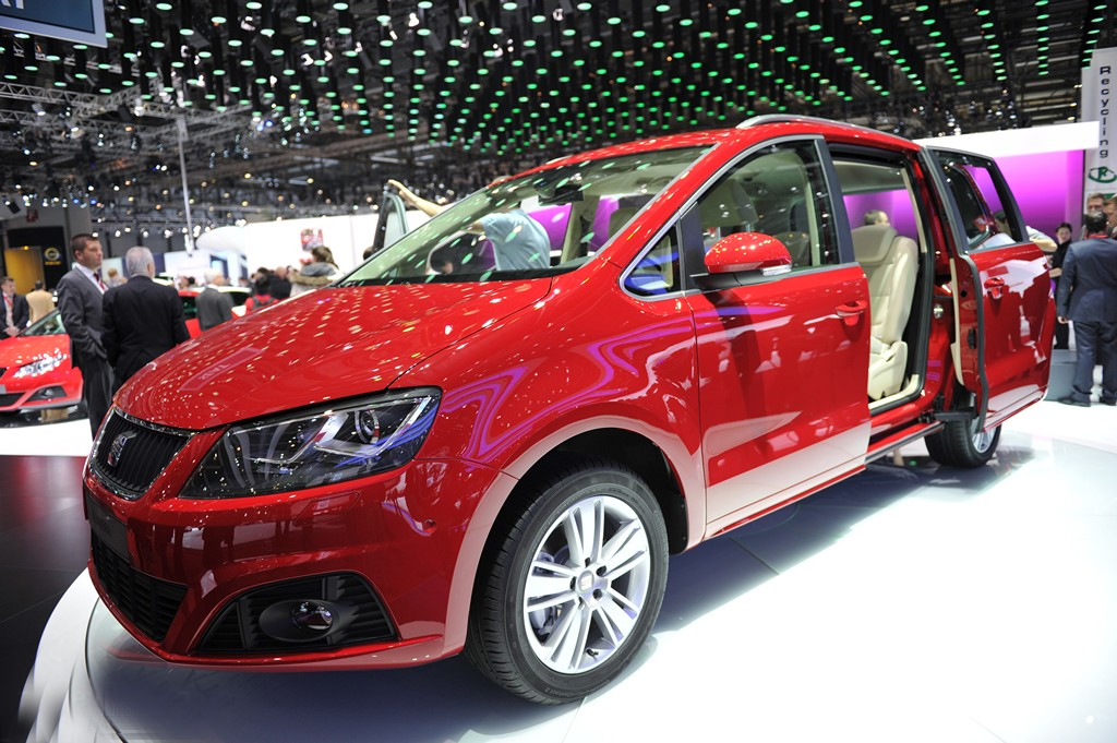 seat alhambra 4x4 technical details history photos on better parts ltd. Black Bedroom Furniture Sets. Home Design Ideas