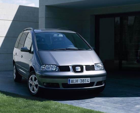SEAT Alhambra Sport Edition photo 03