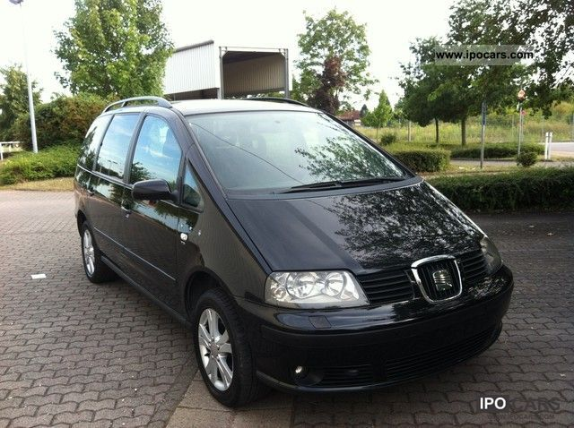SEAT Alhambra Sport Edition photo 06