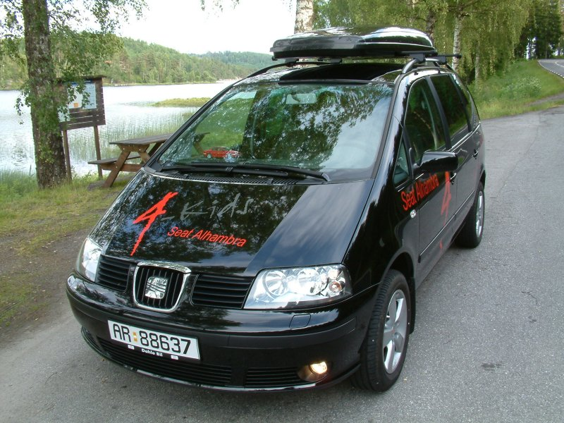 SEAT Alhambra Sport Edition photo 07