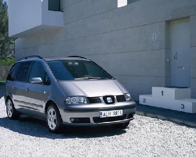 SEAT Alhambra Sport Edition photo 08