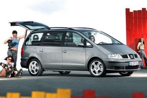 SEAT Alhambra Sport Edition photo 13