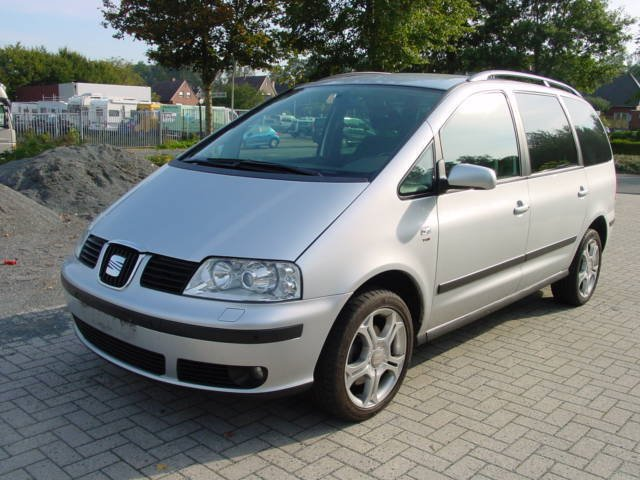 SEAT Alhambra Sport Edition photo 15