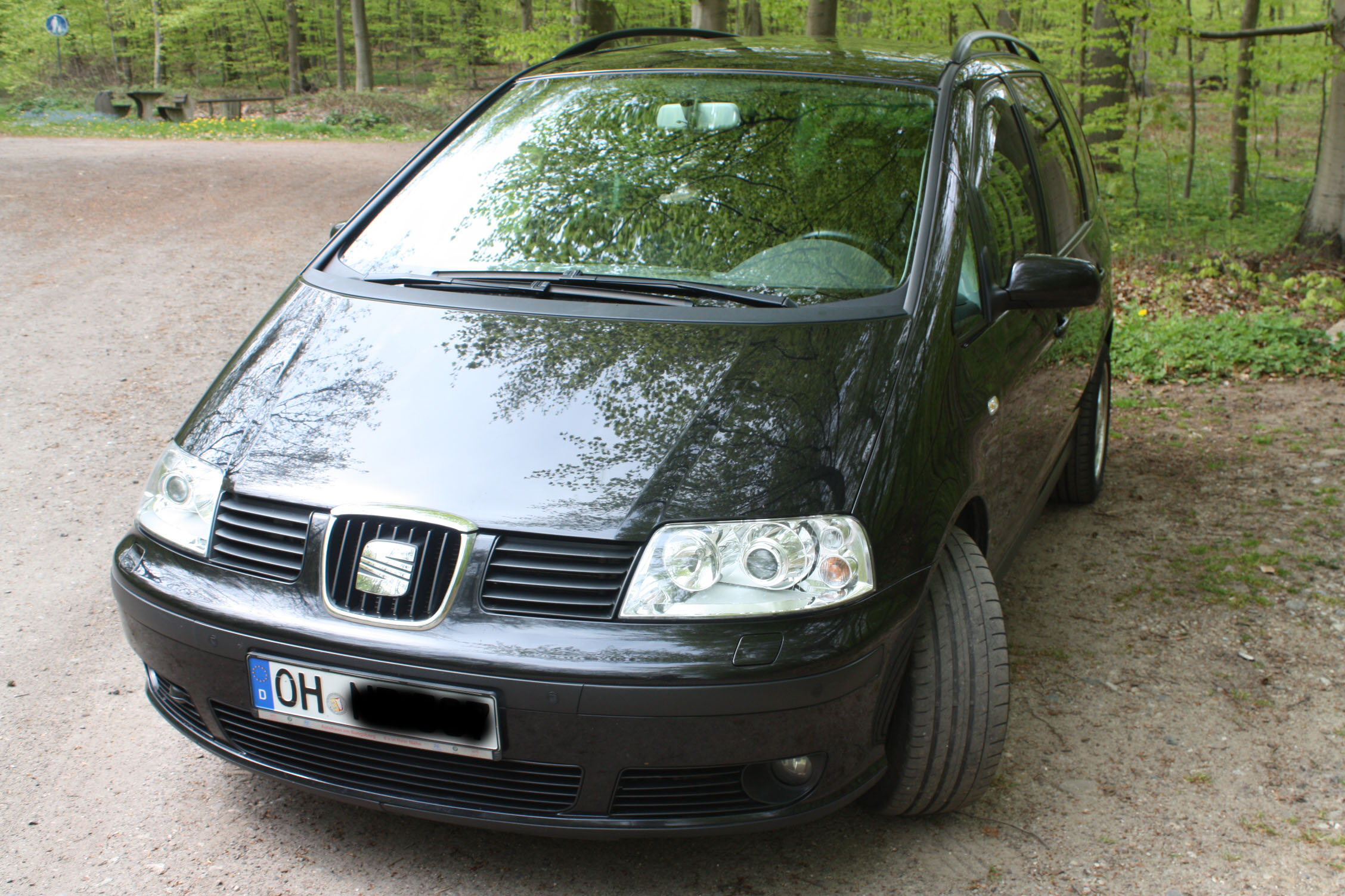 SEAT Alhambra Sport Edition photo 17